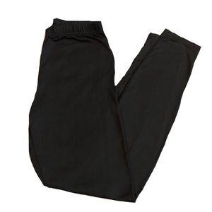 NWOT soft black leggings from target